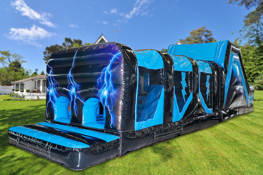42ft Lightning Obstacle Course